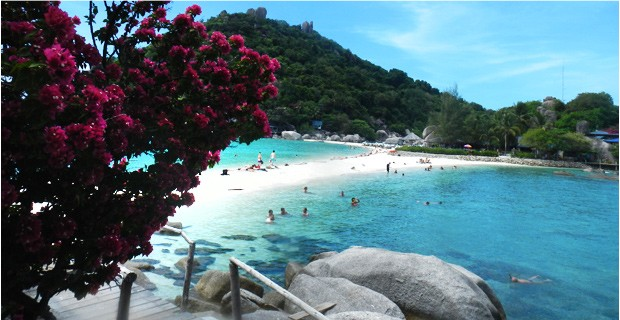 Koh Tao is Thailands most beautiful island
