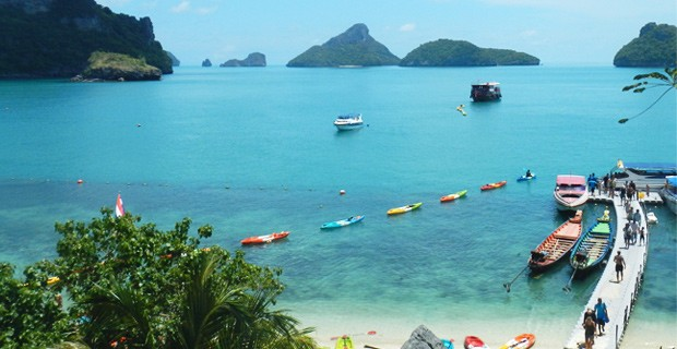 Angthong National Marine Park